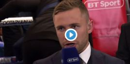 Carl Frampton Rips Ohara Davies After 2nd Loss Of Pro Career