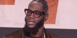 Deontay Wilder Reveals What Purse Split He Wants With Joshua After Fury Fight