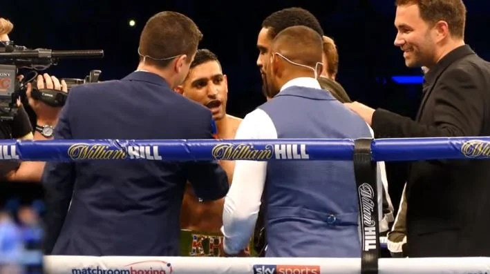 Kell Brook Reacts To Amir Khan's Crazy Demand and People Agree With Him Big Time