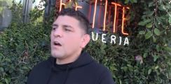 MMA Fighter Nick Diaz Calls Out Canelo For A Boxing Match