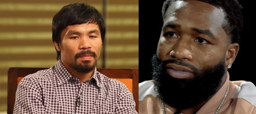 Manny Pacquiao Confirms He Will Fight Adrien Broner Next - Two Date Options