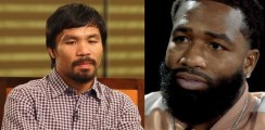 Manny Pacquiao Confirms He Will Fight Adrien Broner Next
