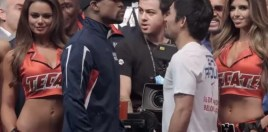 Mayweather Boxing Gym Give Picks On Who Pacquiao Should Fight Now He's With Al Haymon