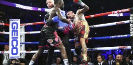 Watch The Moment Terence Crawford Closed The Show On Benavidez