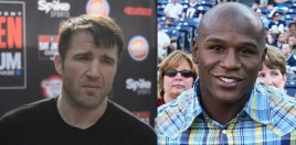 Chael Sonnen Slams Floyd Mayweather's TMT - The Money Team
