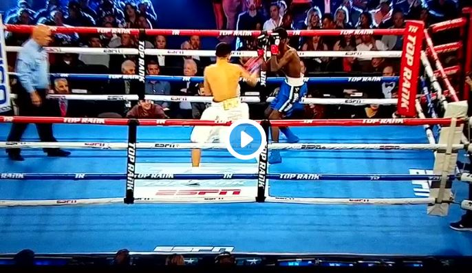 Fans Blast Decision To Put Outclassed Boxer On TV Card