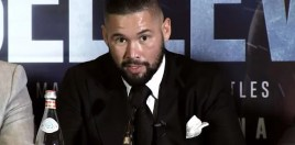 Fans Exhilarated After Latest Video From Tony Bellew