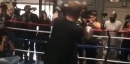 Fans Rip Deontay Wilder Ahead Of Tyson Fury Fight After Latest Pads Video