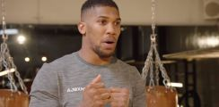 Fight Fans Debate Who The 2 Wildcards Are For Anthony Joshua On April 13th