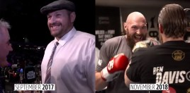 Footage Shows The 3 Obstacles Fury Overcame Between 2017-2018 To Get To Wilder Fight