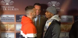 Josh Taylor vs Ryan Martin Preview and Prediction