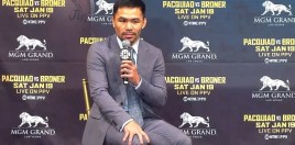 Manny Pacquiao Reveals Stunning Gesture In His Home Country