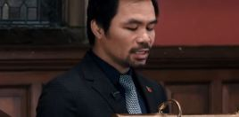 Manny Pacquiao Reveals What His Purpose In Life Is
