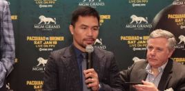 Pacquiao Laughs At Broner's Physique