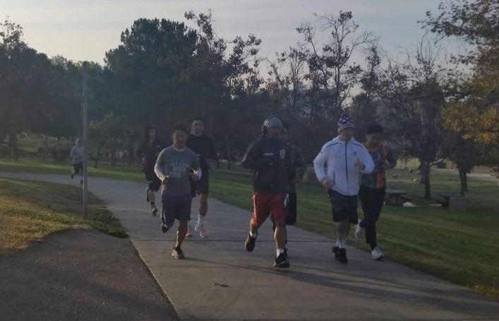 Exclusive Photos: Manny Pacquiao Starts Early Training Camp In LA For Broner