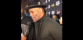 Bernard Hopkins Gives Take On Who Won Wilder vs Fury