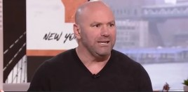 Dana White Has A Chilling Message For DAZN