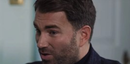 Eddie Hearn Gives His 18 Fight Wish List For 2019 and It's Interesting
