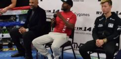 Floyd Mayweather Slams Amir Khan For Criticising His Upcoming Exhibition Bout
