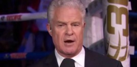 Jim Lampley Gives Incredible, Emotional Speech as HBO Boxing Says Farewell