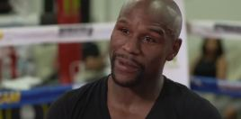 Mayweather Sparring Story Leaked Ahead Of New Year's Eve Exhibition Bout