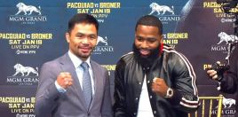 Pacquiao Responds To Concerns Broner Fight Could Be Off