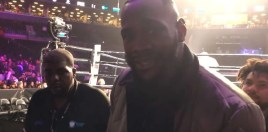 Wilder Explains Why He's Pursuing Fury Rematch Ahead Of Joshua