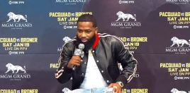 Broner Makes Savage Pacquiao Fight Plan Claim