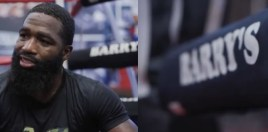 Broner Moves Camp To Barry's Boxing Gym In Vegas Ahead Of Pacquiao Fight