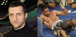 Carl Froch's Bitterness Towards Amir Khan Oozes Out Of Him Once Again