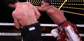 Demetrius Andrade Scores 12th Round Stoppage To Defend WBO Title