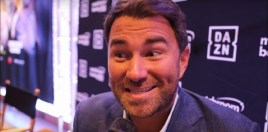 Eddie Hearn Planning To Get Involved In Wilder vs Fury Somehow