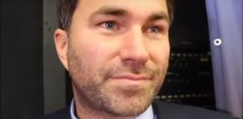 Emotional Eddie Hearn Claims He Is Being Ignored In Joshua vs Wilder Emails