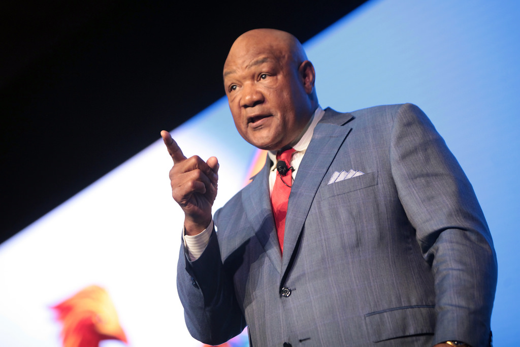 George Foreman Reveals Who He Believes Is The Best Boxer Of All Time
