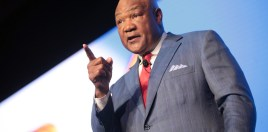 George Foreman Reveals Who He Feels Is The Best Boxer Of All Time