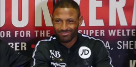 Kell Brook Reacts To Amir Khan Turning Him Down For Terence Crawford