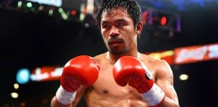 Manny Pacquiao Makes Joke About His Age