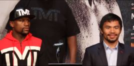 Mayweather vs Pacquiao 2019 Rematch Could Be Announced At Pacquiao vs Broner
