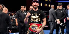 New IBF Champion Of The World Caleb Plant Wins TWICE In One Night