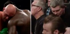 New Video Shows Tyson Fury's Corner Reaction To Dramatic Wilder Round 12
