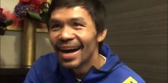 Pacquiao Reacts To Marcos Maidana Calling Him Out