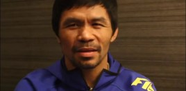 Pacquiao Reveals Crazy Weight Advantage Margarito Had Over Him