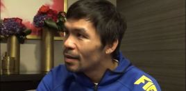 Pacquiao Reveals Final Fight Dream and It's Not Mayweather