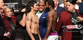 Pacquiao vs Broner Fight Time Tonight