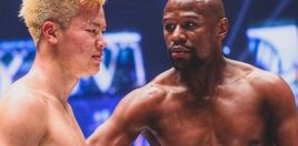 Tenshin Posts Emotional Statement Following Mayweather Defeat