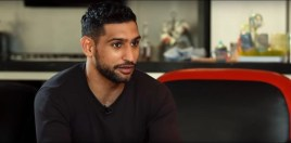 Amir Khan Discusses Possible Pacquiao Fight Down The Line