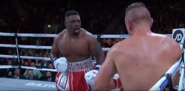 Dillian Whyte Lets Loose On Jarrell Miller When Asked What He Thinks Of Him