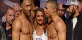 Eubank Jr vs DeGale Full Fight Report