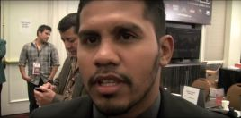 Juan Diaz On How He Would Have Done Against A Prime Manny Pacquiao