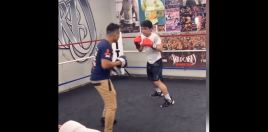 Pacquiao Reportedly Gives Son His Blessing To Become A Pro Boxer